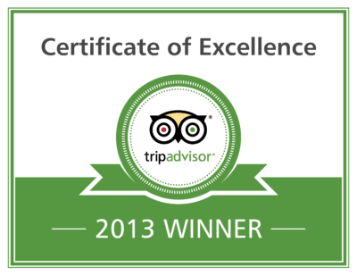 Hong Kong Guide - Tripadvisor Certificate of Excellence - Big Foot Tour