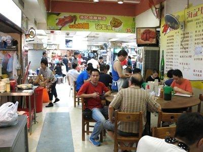 Hong Kong Food Court - Hong Kong Travel Guide - Eat like a Local - Big Foot Tour