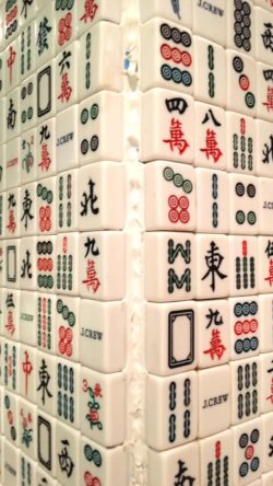 Hong Kong Mahjong Wallpaper image