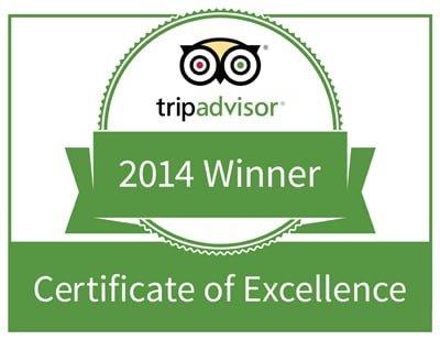 Hong Kong Tours - Big Foot Tour - TripAdvisor Certificate of Excellence 2014 - TripAdvisor - Hong Kong Walking Tours