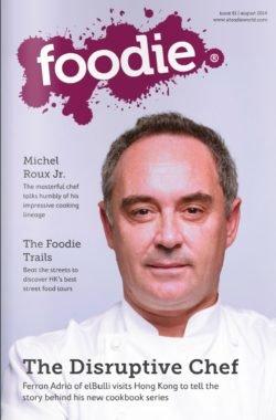 Hong Kong Foodie Tour - Big Foot Tour - Foodie Magazine