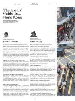 Locals' guide to Hong Kong image - Big Foot Tour
