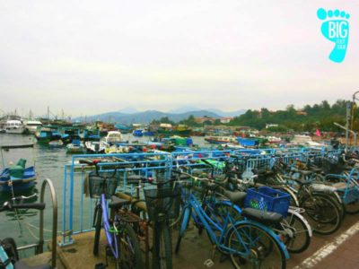 Cheung Chau Hong Kong Big Foot Tour