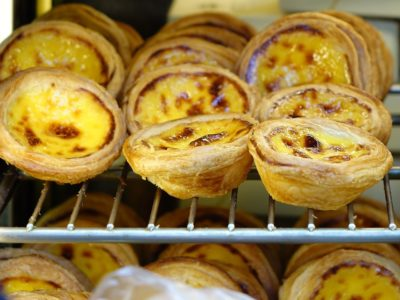Hong Kong egg tarts image - Hong Kong Travel Guide