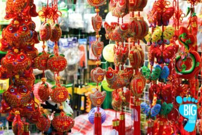 Chinese New Year image: Markets