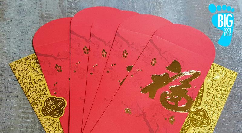 Chinese new year hong kong laisi
