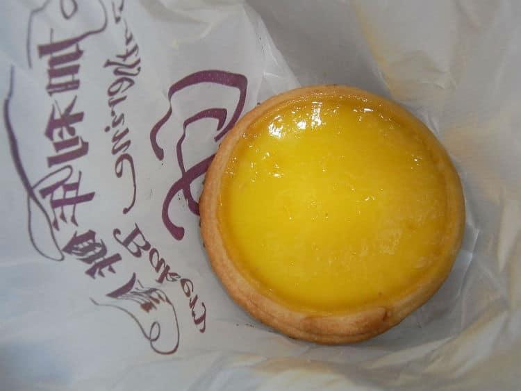 Hong Kong Desserts Egg Tarts