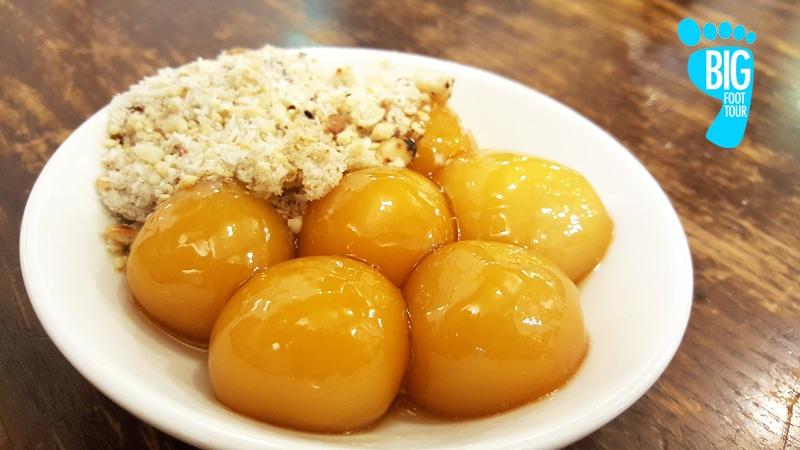 Hong Kong Desserts Glutinous Rice Balls