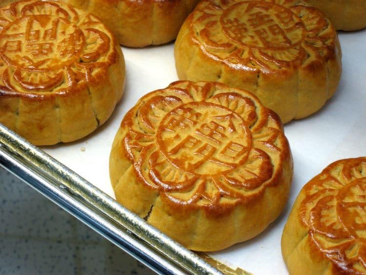 Hong Kong Desserts Mooncakes