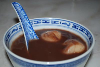 Hong Kong Desserts image: Red Bean Soup