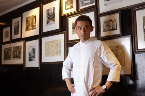 Hong Kong Fine Dining - Chef Sato Ta Vie