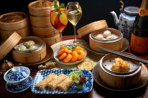 Hong Kong Fine Dining - Duddells_Brunch_with_Champagne_Pimms