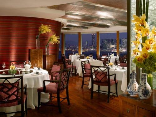 Hong Kong Fine Dining - Lung King Heen