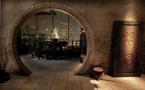 Hutong Archway_Hong Kong_Fine Dining