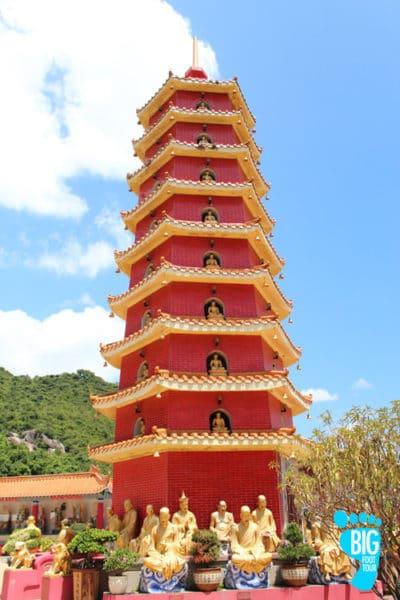10000 Buddha Monastery Hong Kong