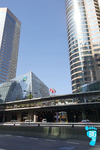 Central Bus Terminus - Victoria Peak Hong Kong