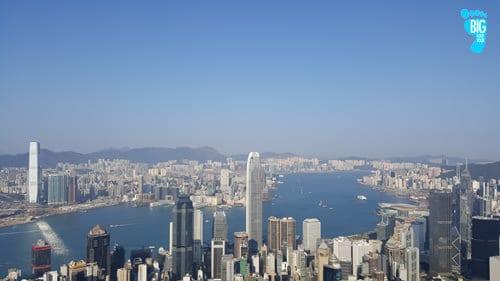 Victoria Peak Hong Kong Skyline Lugard Road Peak Circle 3