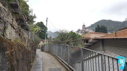Ten Thousand Buddhas Monastery - Hong Kong Walking Tour Guide Step 11
