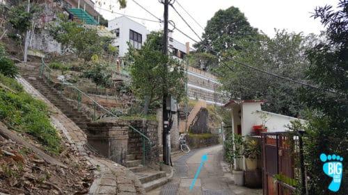 Ten Thousand Buddhas Monastery - Hong Kong Walking Tour Guide Step 13