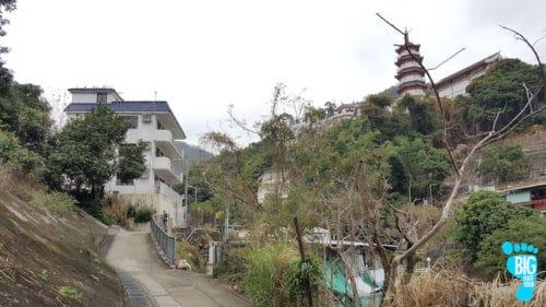 Ten Thousand Buddhas Monastery - Hong Kong Walking Tour Guide Step 14