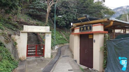 Ten Thousand Buddhas Monastery - Hong Kong Walking Tour Guide Step 17