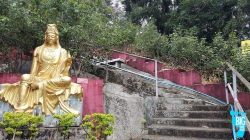 Ten Thousand Buddhas Monastery - Hong Kong Walking Tour Guide Step 23