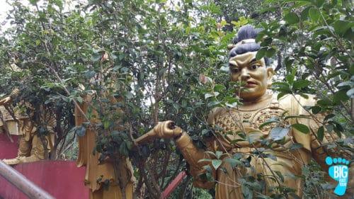 Ten Thousand Buddhas Monastery - Hong Kong Walking Tour Guide Step 24