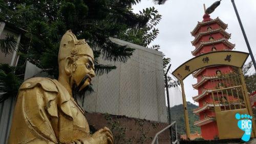 Ten Thousand Buddhas Monastery - Hong Kong Walking Tour Guide Step 27