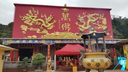 Ten Thousand Buddhas Monastery - Hong Kong Walking Tour Guide Step 28