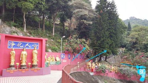 Ten Thousand Buddhas Monastery - Hong Kong Walking Tour Guide Step 30