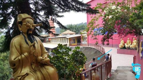Ten Thousand Buddhas Monastery - Hong Kong Walking Tour Guide Step 33