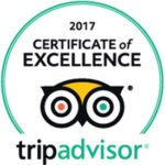 2017 TripAdvisor Certificate of Excellence - Big Foot Tour - Hong Kong